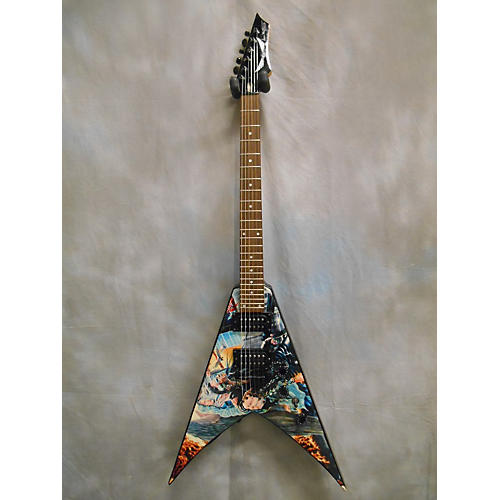 Dean Dave Mustaine Signature V Electric Guitar-thumbnail