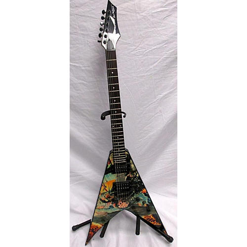 Dean Dave Mustaine Signature V United Abomination Electric Guitar
