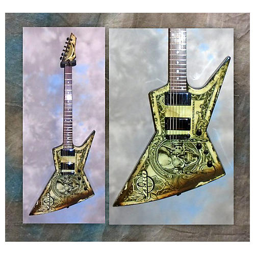 Dean Dave Mustaine Signature Zero Electric Guitar-thumbnail