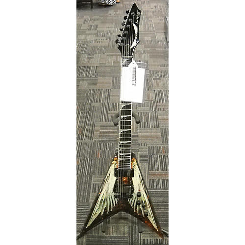 Dean Dave Mustaine V Angel Of Death Electric Guitar-thumbnail