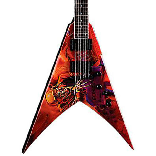 Dean Dave Mustaine VMNT Peace Sells Electric Guitar Peace Sells-thumbnail