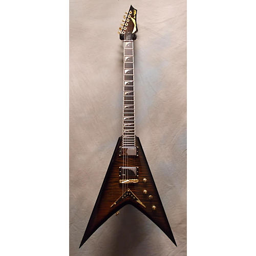 Dean Dave Mustaine VMNT1 V Tiger Eye Electric Guitar