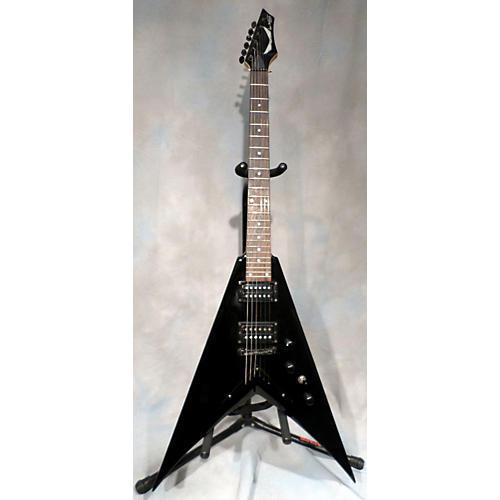 Dean Dave Mustaine VMNTX Black Electric Guitar-thumbnail