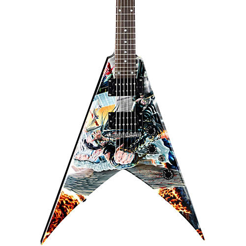 Dean Dave Mustaine VMNTX United Abomination Electric Guitar-thumbnail