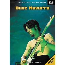 Hal Leonard Dave Navarro (DVD)