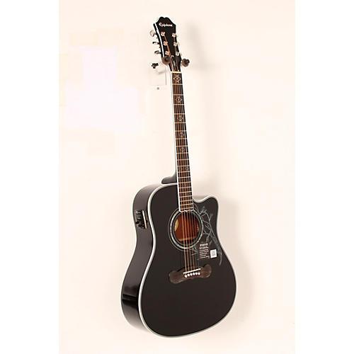 Epiphone Dave Navarro Signature Model Acoustic-Electric Guitar-thumbnail