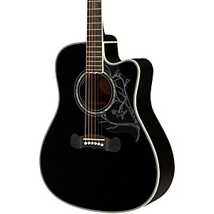 Epiphone Dave Navarro Signature Model Acoustic-Electric Guitar by Epiphone