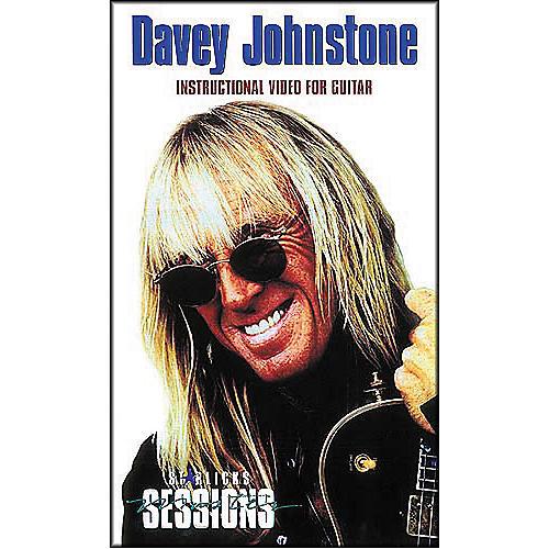 Star Licks Davey Johnstone (VHS)