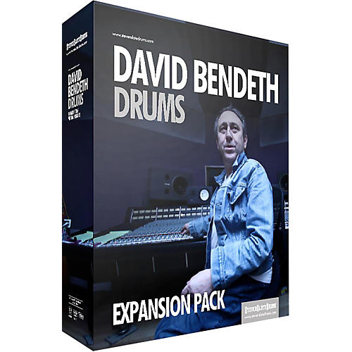 Steven Slate Drums David Bendeth Expansion for Trigger-thumbnail