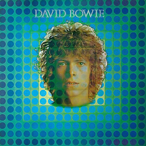 WEA David Bowie - David Bowie Aka Space Oddity (180 Gram Vinyl)