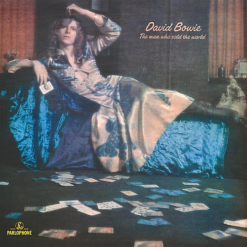 WEA David Bowie - The Man Who Sold The World-thumbnail
