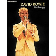 Hal Leonard David Bowie Anthology Piano, Vocal, Guitar Songbook