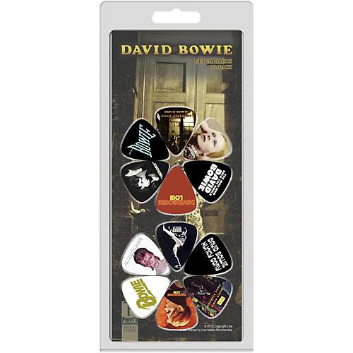 Perri's David Bowie Guitar Pick Pack  12 Pack