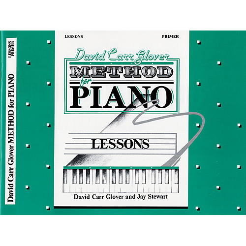 Alfred David Carr Glover Method for Piano Lessons Primer-thumbnail