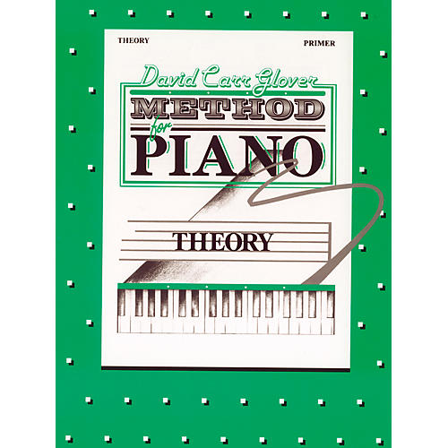 Alfred David Carr Glover Method for Piano Theory Primer-thumbnail