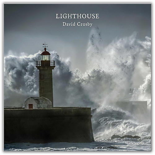 Universal Music Group David Crosby - Lighthouse [LP]-thumbnail