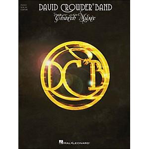 Hal Leonard David Crowder*Band - Church Music arranged for piano, vocal, an... by Hal Leonard