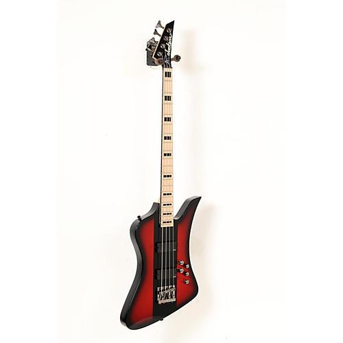 Jackson David Ellefson Signature Kelly Bird 4-String Electric Bass Maple Fingerboard-thumbnail