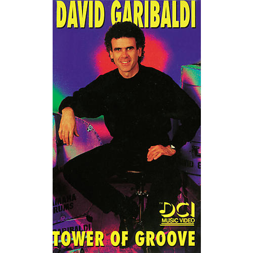Alfred David Garibaldi Tower of Groove, Part 1 Video-thumbnail