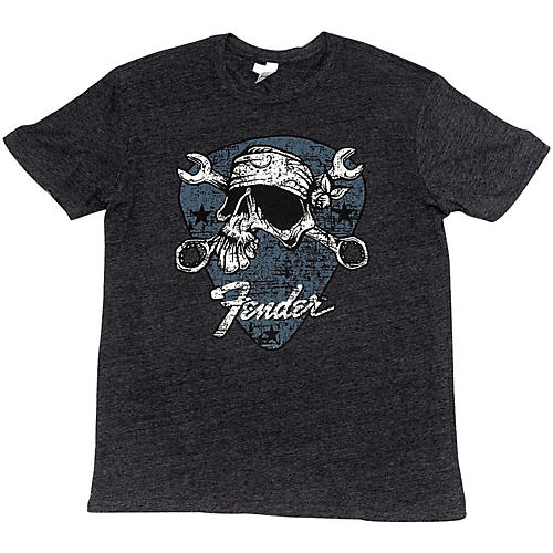 Fender David Lozeau Mechanico T-Shirt
