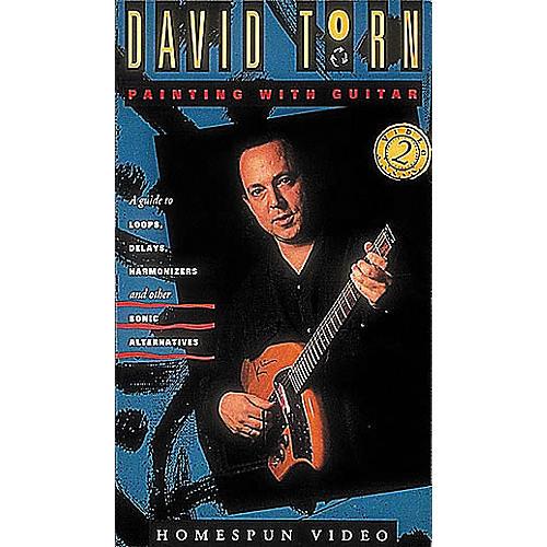 Homespun David Torn - Painting with Guitar 2 (VHS)