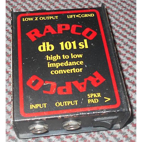 Rapco Db 101sl Signal Processor
