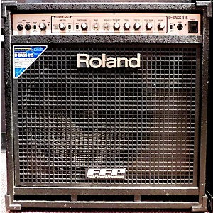 Pre-owned Roland Dbass115 Bass Combo Amp