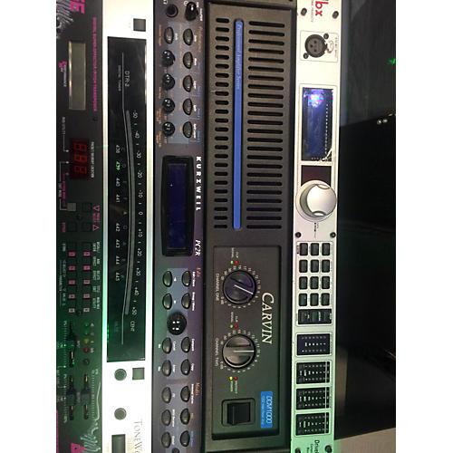 Carvin Dcm1000 Power Amp