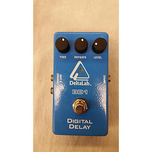 In Store Used Dd1 Effect Pedal