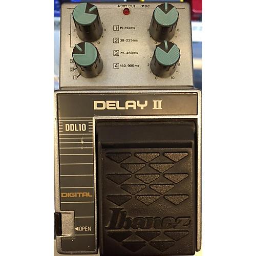 Ibanez Ddl10 Digital Delay Effect Pedal