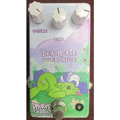 Pro Tone Pedals Dead Horse Effect Pedal-thumbnail