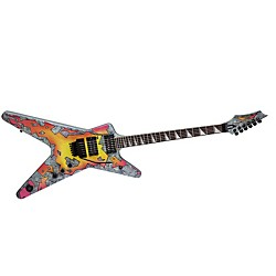 Dean Dimebag Concrete Sledge ML Electric Guitar