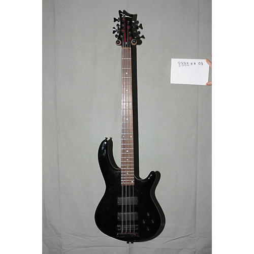 Used Dean Edge 8 8-String Electric Bass Black