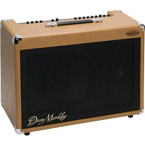 Ultrasound Dean Markley PRO250 250W 1x10 and 1x4 Acoustic Combo Amp-thumbnail