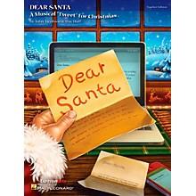 """Hal Leonard Dear Santa - A Musical """"Tweet"""" for Christmas (Performance Kit/CD)"""