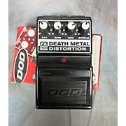 DOD Death Metal Distortion Effect Pedal