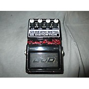 DOD Death Metal Distortion Effect Pedal
