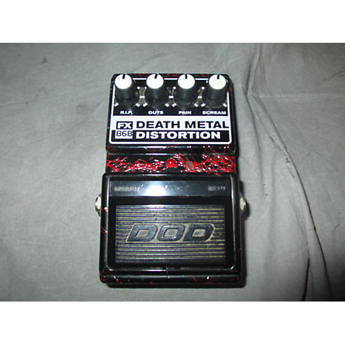 Guitar Pedals For Death Metal : used dod death metal distortion effect pedal guitar center ~ Hamham.info Haus und Dekorationen