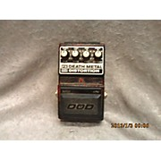 DOD Death Metal Distortion Pedal Effect Pedal
