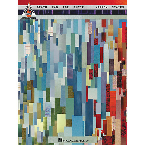 Hal Leonard Deathcab For Cutie - Narrow Stairs (Guitar Tablature Songbook)