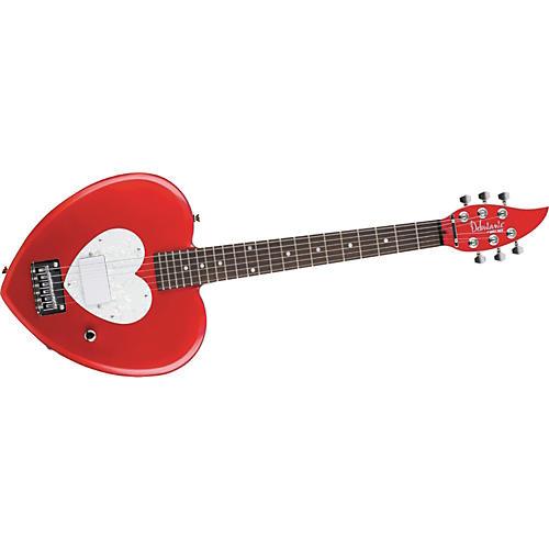 Daisy Rock Debutante Heartbreaker Short Scale Electric Guitar