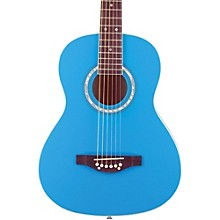 Debutante Junior Miss Acoustic Guitar Cotton Candy Blue