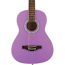 Debutante Junior Miss Acoustic Guitar Popsicle Purple