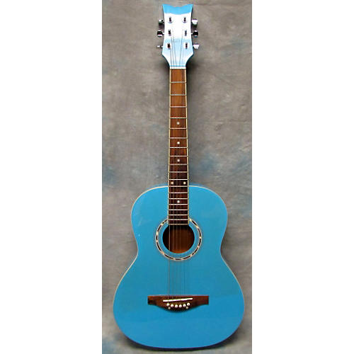 Daisy Rock Debutante Junior Miss Short Scale Acoustic Guitar-thumbnail