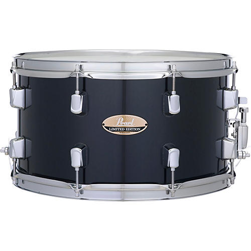 pearl decade maple snare drum 14 x 7 5 in black ice guitar center. Black Bedroom Furniture Sets. Home Design Ideas