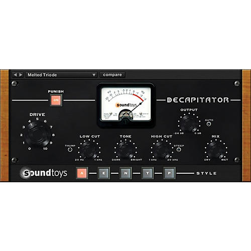Soundtoys Decapitator TDM V4-thumbnail