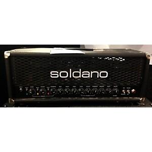 Pre-owned Soldano Decatone 100 Watt Tube Guitar Amp Head