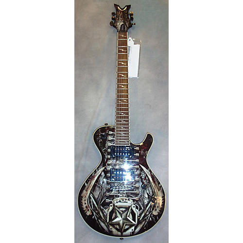 Dean Deceiver Death Machine Solid Body Electric Guitar