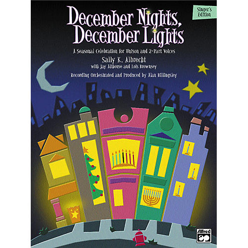Alfred December Nights Lights Student 5 Pack-thumbnail