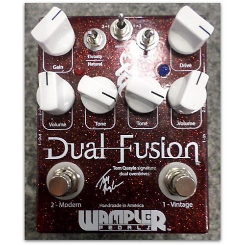 Wampler Decibel Plus Boost Buffer Effect Pedal